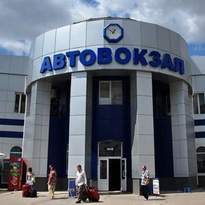 Автовокзалы Ермолаево