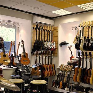 Музыкальные магазины Ермолаево