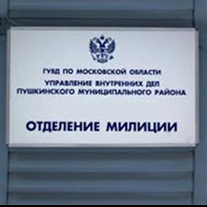 Отделения полиции Ермолаево