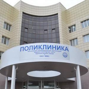 Поликлиники Ермолаево
