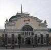 Железнодорожные вокзалы в Ермолаево