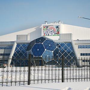 Спортивные комплексы Ермолаево