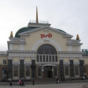 Железнодорожные вокзалы Ермолаево